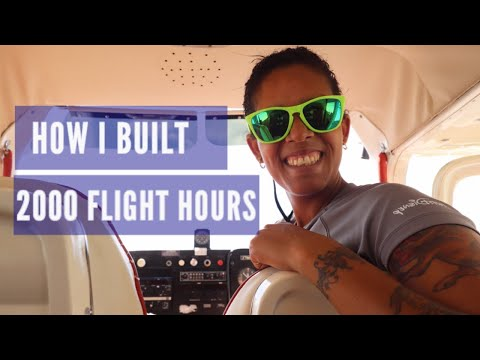 Pilot Jobs, How I Reached 1500 Flight Hours