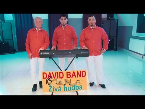 Hudobná Skupina DAVID BAND - Všetky oči na mňa, Zábava začina