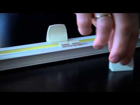 Plissee Messung Montage In Der Glasleiste Rollo Prode Rollos Plissees Jalousien Wabenplissees