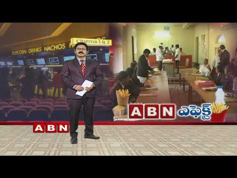 ABN Effect | Consumers Forum Sensational Verdict on Multiplexes in Vijayawada