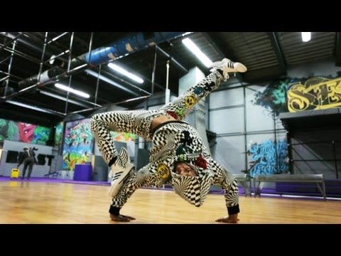 "BRAHIM ""Old Beast"" Brooklyn Bboy Tricking Gymnastics Parkour | YAK FILMS x BKLYN BEAST"