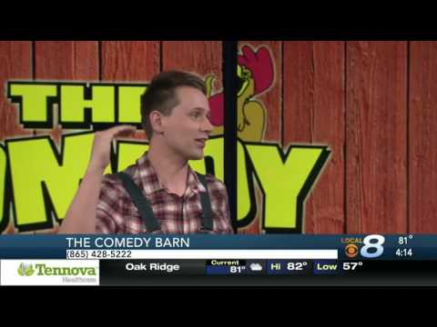 Juggler Niels Duinker from the Comedy Barn Theater at WVLT
