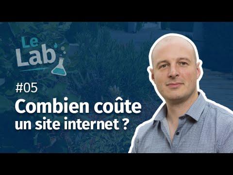 Le Lab' #5 - Combien coûte un site internet ?