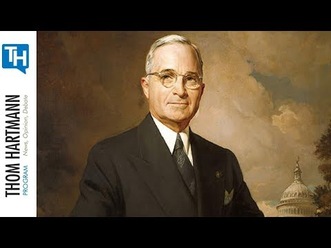 70 Years Of Big Money Controlling Politics (w/Guest Harry Truman)