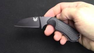 benchmade azeria 125bk knife walk around knives plus