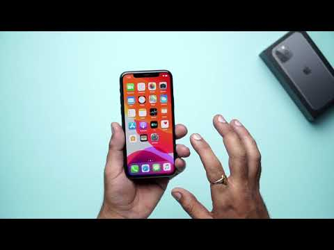 Apple IPhone 11 Pro: Unboxing | Hands On | Price Hindi हिन्दी