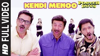 Kendi Menoo (Full Video Song) | Poster Boys