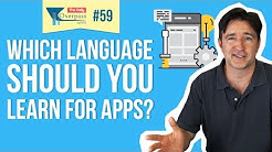 📱 Which Language Should You Learn for Apps?
