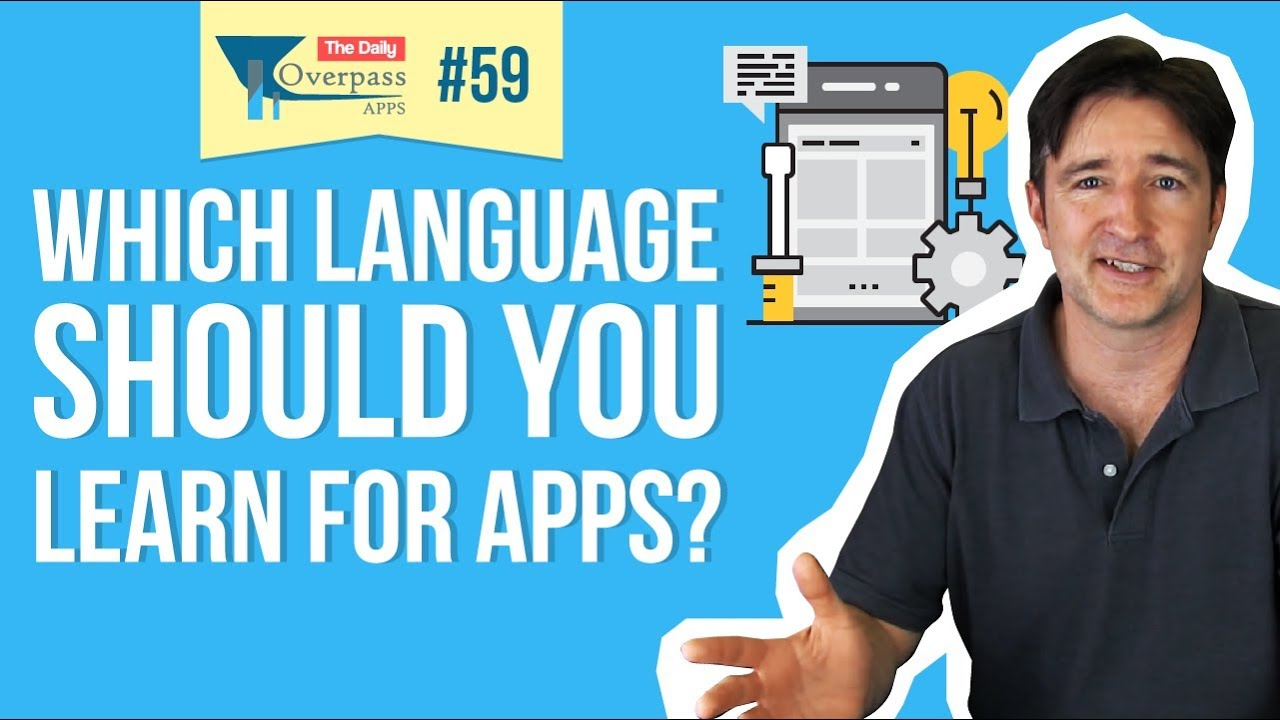 ???? Which Language Should You Learn for Apps?