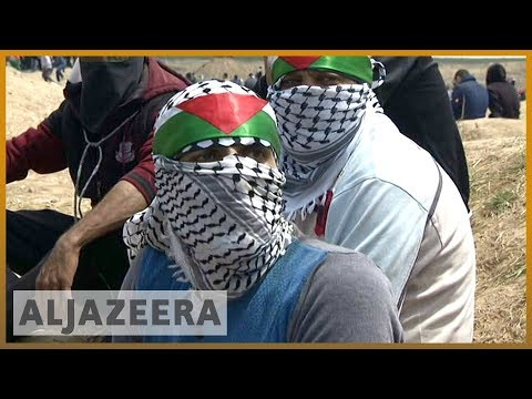 🇵🇸 Israeli forces kill three Palestinians, wound 955 at Gaza protest | Al Jazeera English