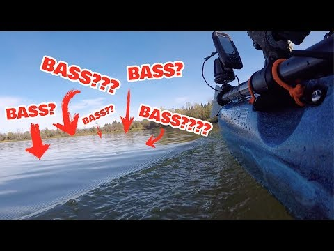 Locating Bass In Small Lakes