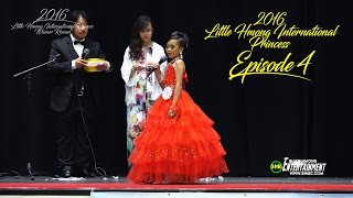 SUAB HMONG E-NEWS: EP 04 - Q & A Round - 2016 Little Hmong International Princess Competition