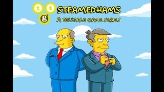 Steamed Hams but it's a telltale game