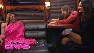Daniel Bryan talks to Cameron about her new song: Total Divas, March 30, 2014