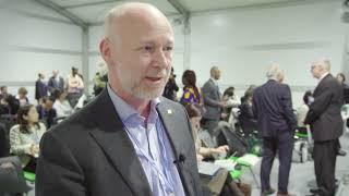 Interview with Bernhard Stormyr, Head of Sustainability Management - Yara International