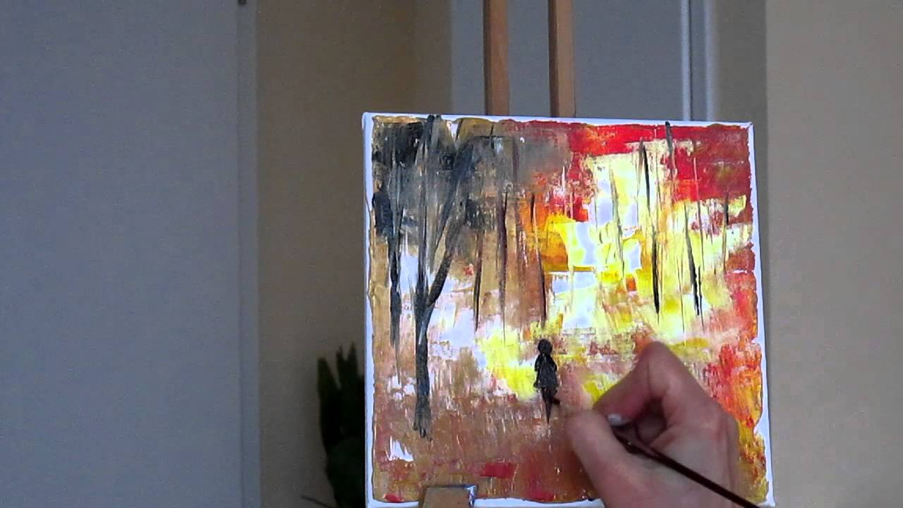 how to carry oil painting
