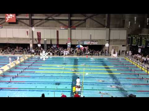 Montreal 2013 100m back final