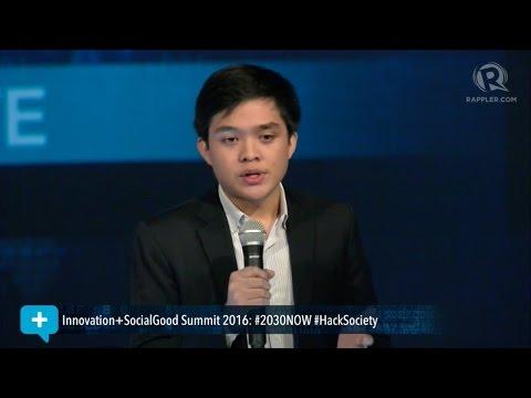 Social Good Summit 2016: Leandro Leviste on powering the future