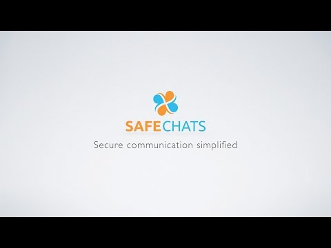 SafeChats - Pitch @ Mobile Challenge Asia Pacific 2016