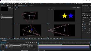 [Hướng dẫn] Bài 25: Thuộc tính Camera trong After Effect CC 2015