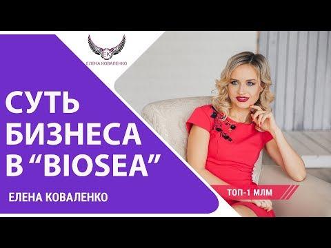 Суть бизнеса с Биоси   BIOSEA. #СетевойБизнес. Елена Коваленко