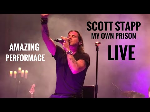 Scott Stapp with Bumblefoot - My Own Prison (live) - St. Petersburg 5/14/17.