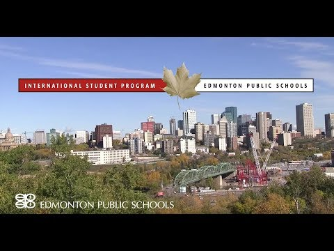 International Student Program at Edmonton Public Schools
