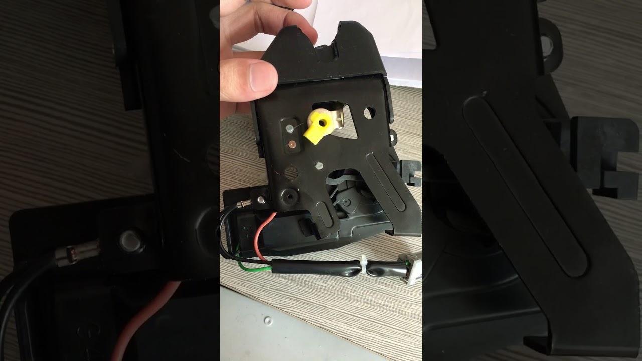 small resolution of honda accord trunk latch 2000 honda accord