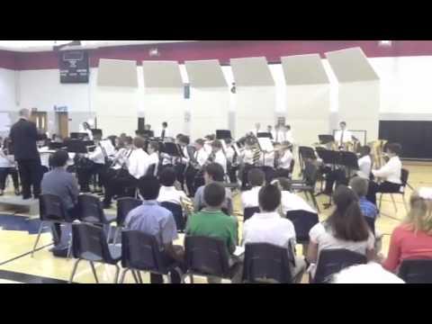 Prairie Star Middle School 7th Grade Band
