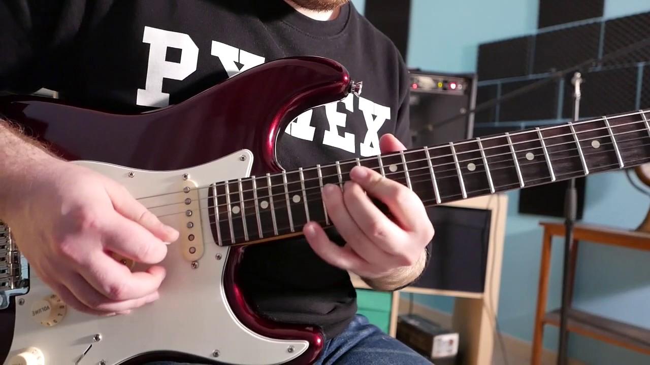 Ivan Salerno - Hallelujah (Guitar Solo)