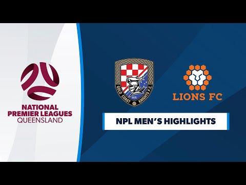 NPL Men's R14 - Gold Coast Knights vs. Lions FC