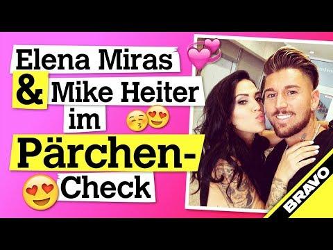 Wie gut kennen sich Elena Miras & Mike Heiter? Die 'Love Island'-Stars im Interview!