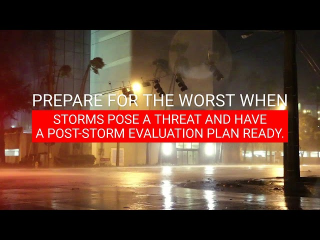 Hurricane Preparedness with TSCSE