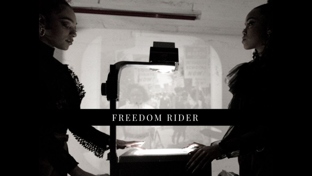 RYBE- FREEDOM RIDER (Official Video)