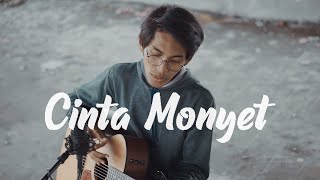 Download Mp3 Goliath - Cinta Monyet  Acoustic Cover By Tereza