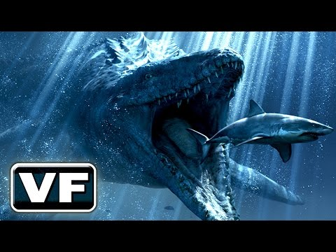JURASSIC WORLD Nouvelle streaming VF