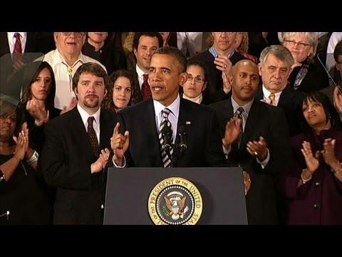 Obama to buck