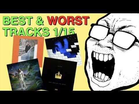 Weekly Track Roundup: 1/15 (Jack White, Justin Timberlake, Jay Rock and More!)