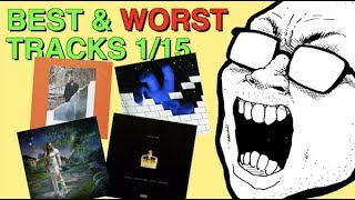 Weekly Track Roundup: 1/15 (Jack White, Justin Timberlake, Jay Rock and More!)