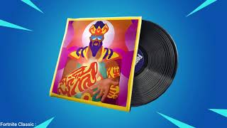 Fortnite New Default Vibe Music Pack| Major Lazer Pack