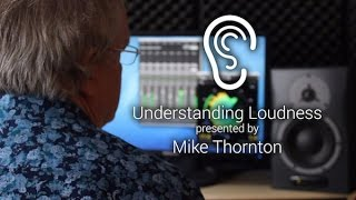 Understanding Loudness is vital viewing for anyone affected by the ...