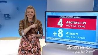 Ziehung der Lottozahlen vom 12.02.2020