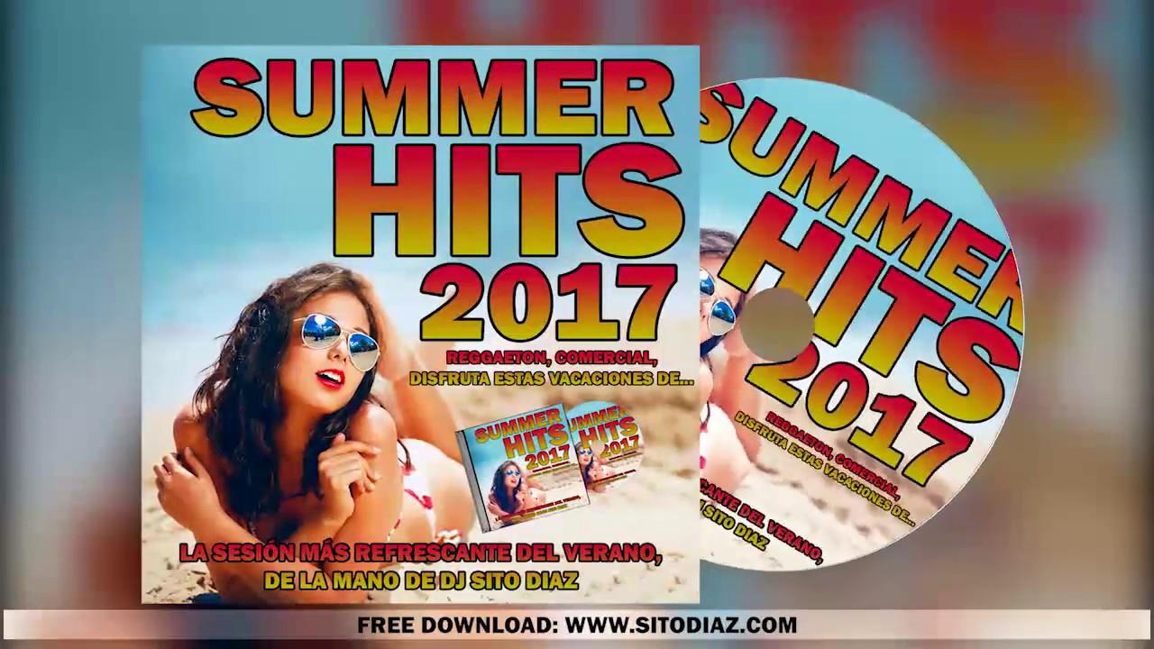 SUMMER HITS 2017 - SITO DIAZ
