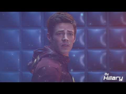 The Flash Barry e Iris:Sia Helium + Tradução