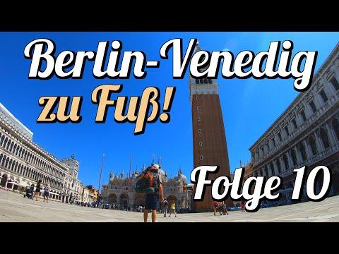 ALLES hat seine ZEIT - Der ANFANG und das ENDE   Berlin-Venedig zu Fuß! [F10]