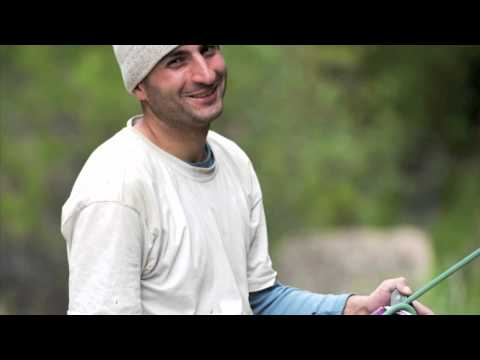 Armenia's Amazing Rock Climbing