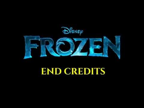Frozen End Credits