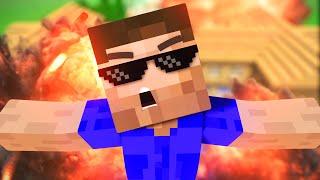 ВЗОРВИ СВОЙ ДОМ! (Minecraft)