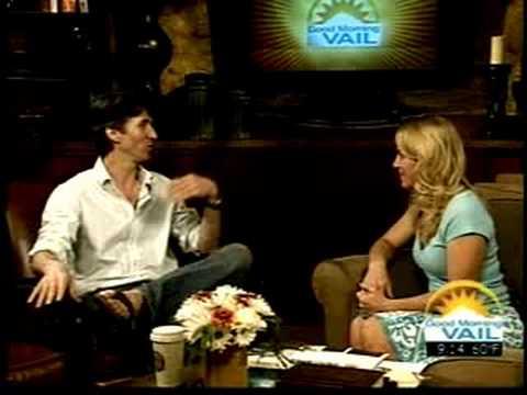 Damian Woetzel on TV8 Vail