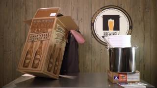 brew Share Enjoy Starter Kit - Unboxed!  #1 Selling Beer Brewing Kit